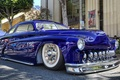Picture The city, Street, Mercury, 1951, Mercury Coupe Lead Sled