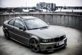 Picture BMW, Tuning, BMW, three, Drives, E46, 3 series