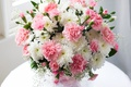 Picture lovely, Chrysanthemums, clove, chrysanthemum, gentle, Bouquets