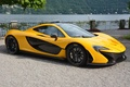 Picture supercar, McLaren