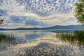 Picture the sky, water, clouds, nature, river, photo, Germany, Nickenich