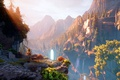 Picture Trespasser, Tedas, Thedas, Stranger, Century of the dragon, rpg, Inquisition, The Inquisition, RPG, Dragon age, ...