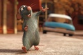Picture mood, the film, cartoon, minimalism, positive, mouse, Ratatouille