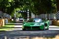 Picture V12, LaFerrari, green, Ferrari, Goodwood Festival of Speed, F70