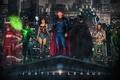 Picture justice league, aquaman, wonder woman, batman, superman, flash