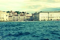 Picture sea, Italy, the city