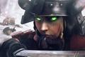 Picture look, winter, helmet, Elizabeth, BioShock Infinite, girl, katana, sword, samurai