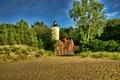 Picture Presque Isle, nature, lighthouse, photo, Pennsylvania, USA