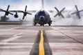 Picture The plane, Strip, Wings, Aviation, The rise, Cargo, C 130W, Stinger II, Venta