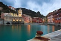 Picture Mountain, River, Lights, Home, Beach, Vernazza Italy, Cool Place, Buildings