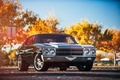 Picture muscle car, Chevelle, before, Blik, front, Shevel, Chevrolet, Chevrolet, muscle car
