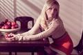 Picture Kirsten Dunst, photoshoot, Gotham, 2015, Kirsten Dunst