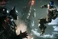 Picture Arkham Knight, Batman, City, Batman