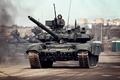 Picture tank, combat, May 9, T-90A, Alabino, rehearsal, victory parade, Main