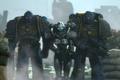 Picture Space Marine, Warhammer 40,000, trio