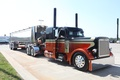 Picture truck, custom, great america truck show, peterbilt
