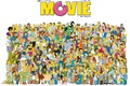 Picture the simpsons, characters, the simpsons movie