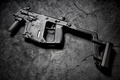 Picture Kriss Vector, 45 RBU, machine, background