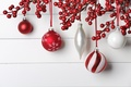 Picture Balls, Holiday, Berries, New year