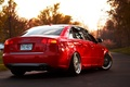 Picture Audi, audi, red, bbs, red