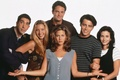 Picture the series, Jennifer Aniston, actors, Matthew Perry, characters, Comedy, sitcom, Ross Geller, Lisa Kudrow, Matt ...