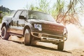 Picture pickup, Charles Siritho, F-150, skid, Raptor, Ford