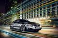Picture BMW, House, Grey, Asphalt, BMW, 4 Series
