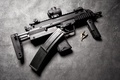 Picture Heckler & Koch, Germany, MP7, the gun