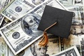 Picture education, college costs, graduation