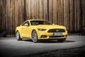 Picture 2015, Ford, EU-spec, Ford, Mustang, Mustang, coupe