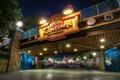 Picture Night, Bridges, CA, Disneyland, USA