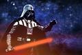 Picture Darth Vader, Star Wars, lightsaber
