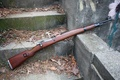 Picture leaves, Rifle, rifle, m48 mauser