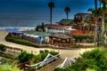 Picture USA, beach, CA, HDR, home, Newport Beach, sea