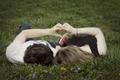 Picture love, mood, pair, love, tenderness