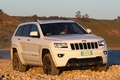 Picture jeep, Grand Cherokee, the front, Jeep, auto, powerful, Overland