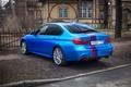 Picture Blue, Car, Ass, xDrive, Auto, BMW, 335i