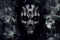 Picture death, darkness, skull, the demon, destruction, evil, the devil, hell