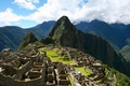 Picture hills, the ancient city, Peru, Peru, Machu Picchu