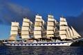 Picture sea, photo, ship, Royal Clipper, sailboat