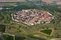 Picture fortress, panorama, France, the star of David, Alsace, magendavid, polygon