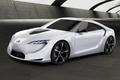 Picture auto, concept, Toyota FT-HS