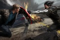 Picture blow, art, The first avenger: the Other war, Captain America: The Winter Soldier, fan art, ...