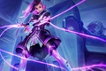 Picture Blizzard Entertainment, Game, Overwatch, Sombra