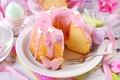 Picture flowers, eggs, spring, Happy, flowers, Easter, eggs, Easter, cupcake, decoration, spring