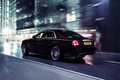 Picture In Motion, Lights, Machine, Auto, Class, Night, Rolls Royce Ghost V-Specification, The city, Car
