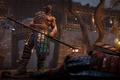 Picture Microsoft, wallpaper, sword, blood, game, Sony, armor, weapon, Ubisoft, power, snow, man, ken, tatoo, blade, ...