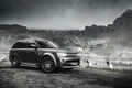 Picture tuning, Range Rover, mountains, tuning, Sport