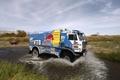Picture Water, Blue, Squirt, Red Bull, KAMAZ, Rally, KAMAZ, Dakar, Dakar