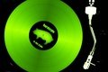 Picture music, record, green, club, hardstyle